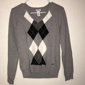 IZOD Golf Classic Argyle Sweater